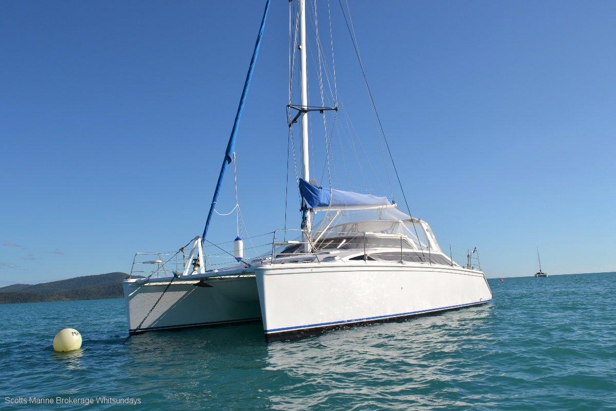 Perry 43 Catamaran HIGHLINE