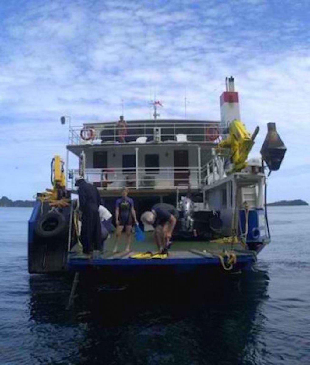 35m Multi-role Survey Vessel