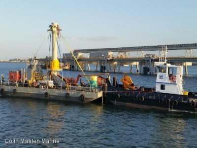 Flat Top Barge