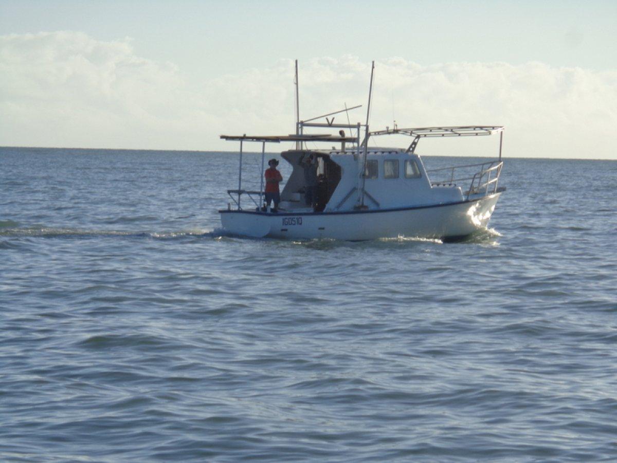 Lacco Cruiser Fiberglass 30Ft
