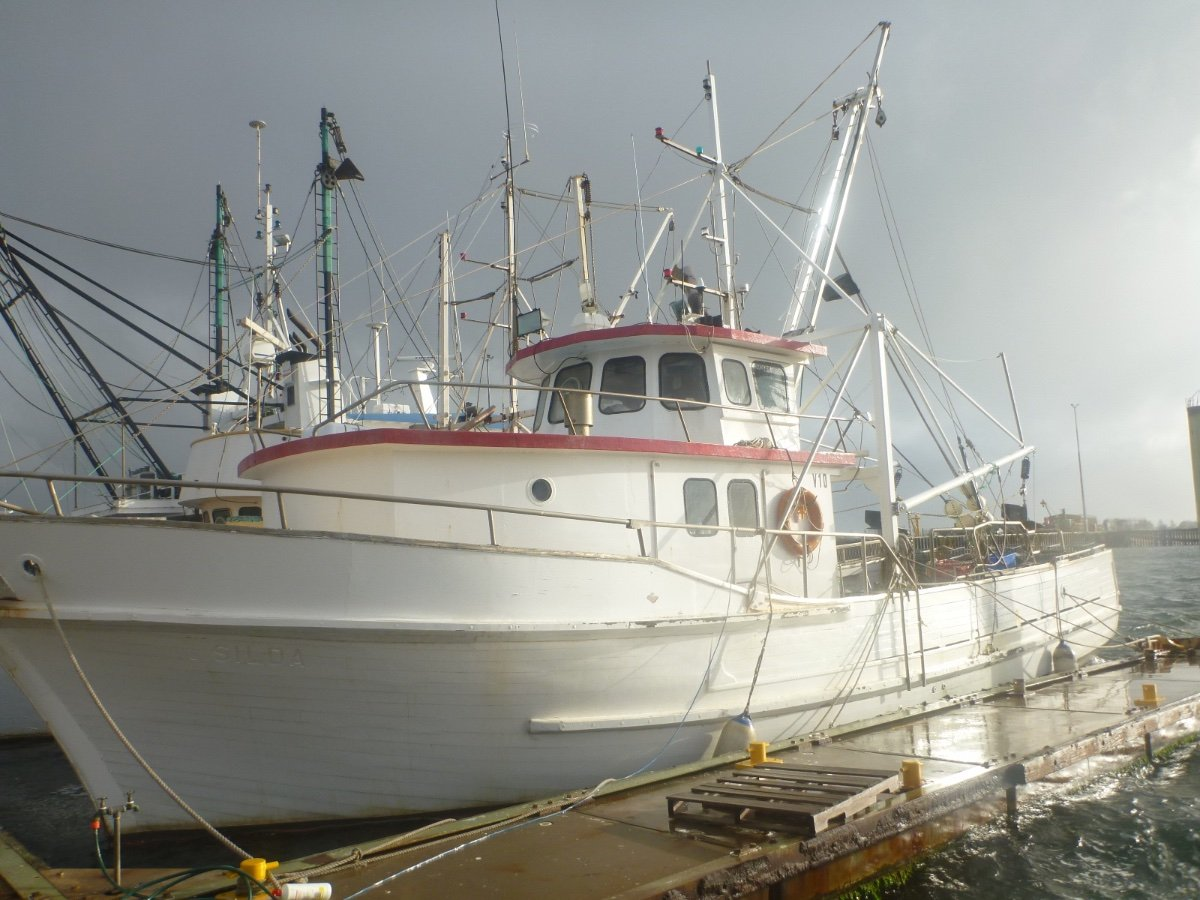 CustomTimber Prawn Boat
