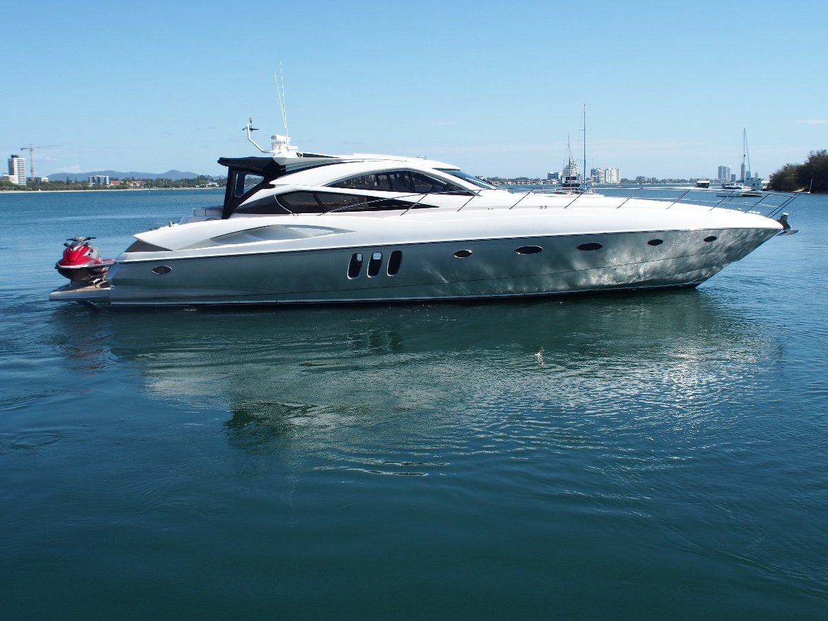 Sunseeker 68 Sport Yacht Great Buying, Just Serviced and Anti Fouled.
