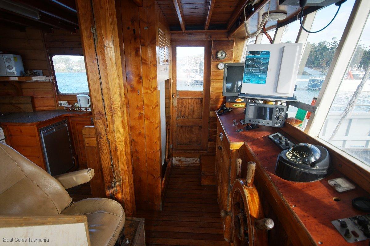 "Aft wheelhouse fishing vessel ""Cape Forestier"""
