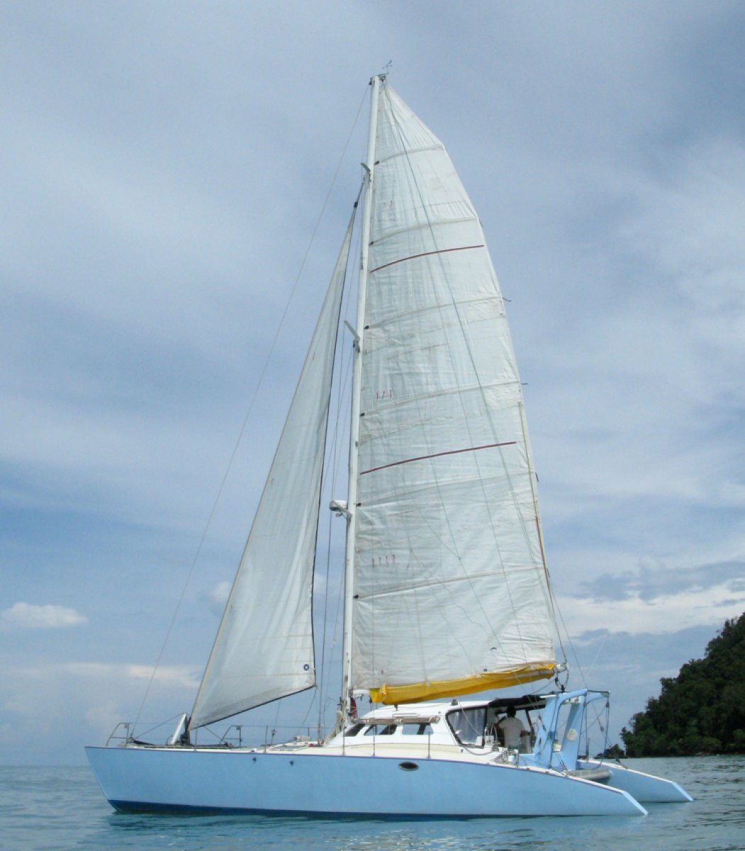 Crowther Spindrift 44