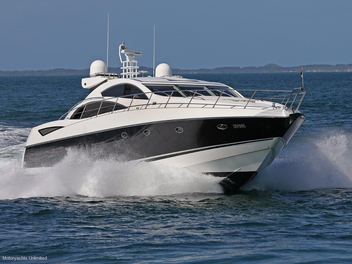 Sunseeker Predator 72 One Owner who is ready to sell, a great boat.
