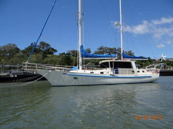 Adams 55 Passagemaker