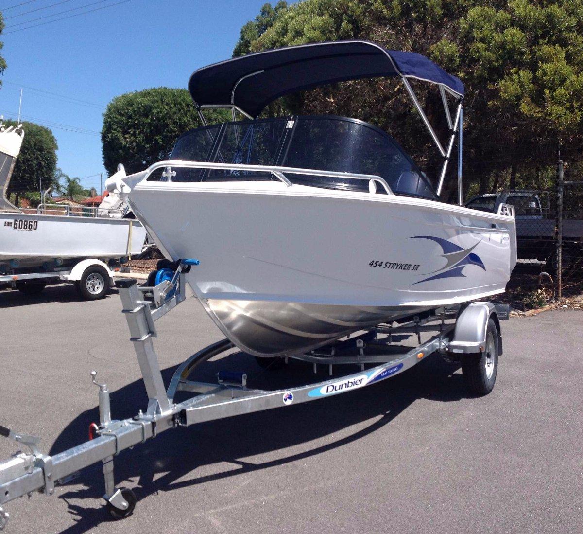Horizon Aluminium Boats 454 Stryker Runabout
