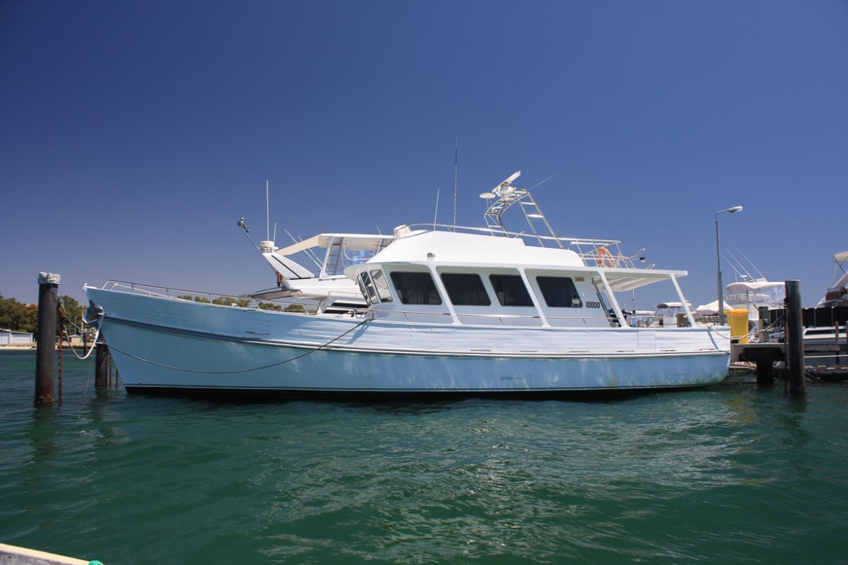 Coleman Gentlemans Trawler SOLD MORE BOATS URGENTLY WANTED