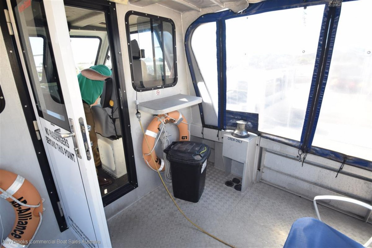 Work / Passenger Vessel