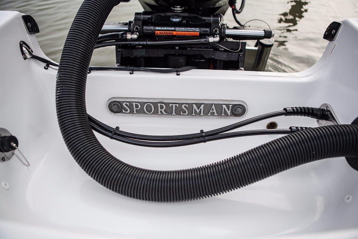 Sportsman Tournament 214 Centre Console