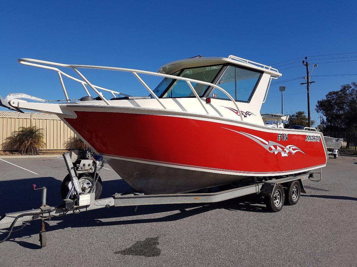 Oceanic 750 Hardtop
