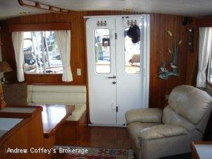 Kadey Krogen 48 AE Widebody Trawler