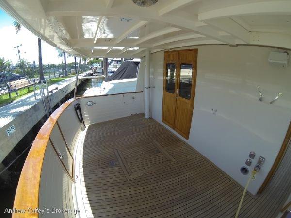 Kadey Krogen 48 North Sea Widebody Trawler