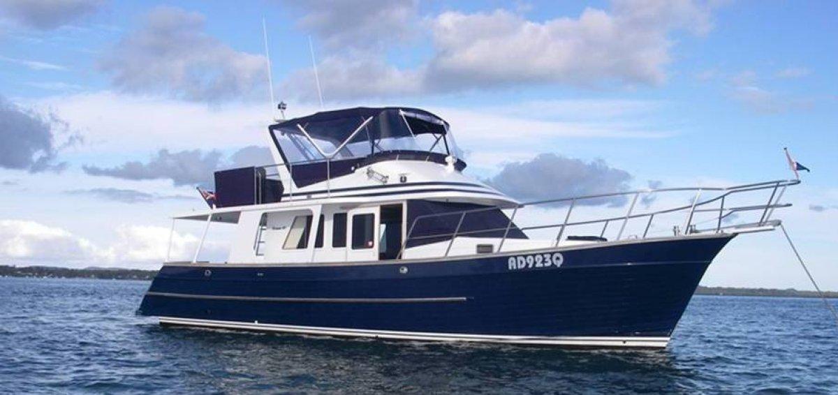 Ocean 45 Motor Cruiser
