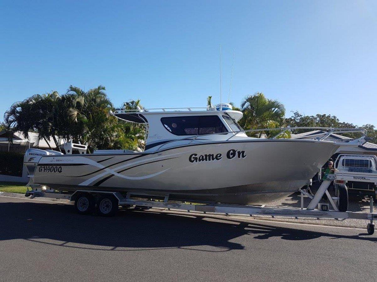 Sea Storm 900 Custom