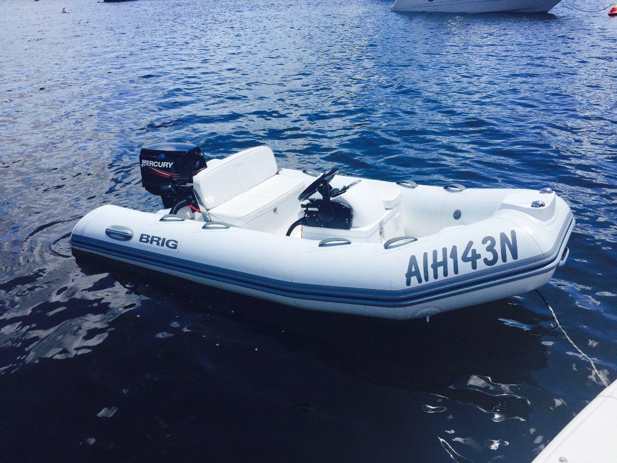 Brig Falcon 330HT Inflatable rib 330ht