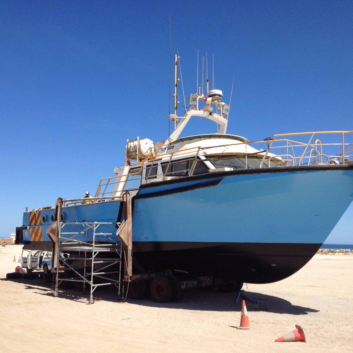 19m Crew Utility Vessel
