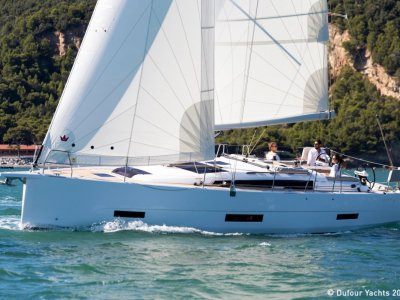 New Dufour Grand Large 412 Yacht Share