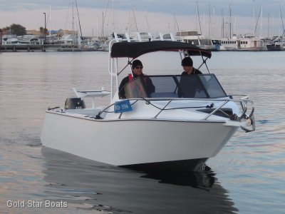 Goldstar 5700 Seastar- Click for more info...