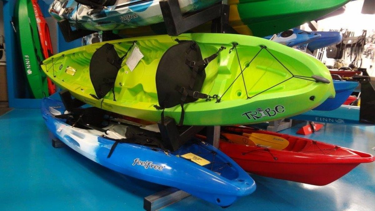 Perception Tribe 13.6 Kayak