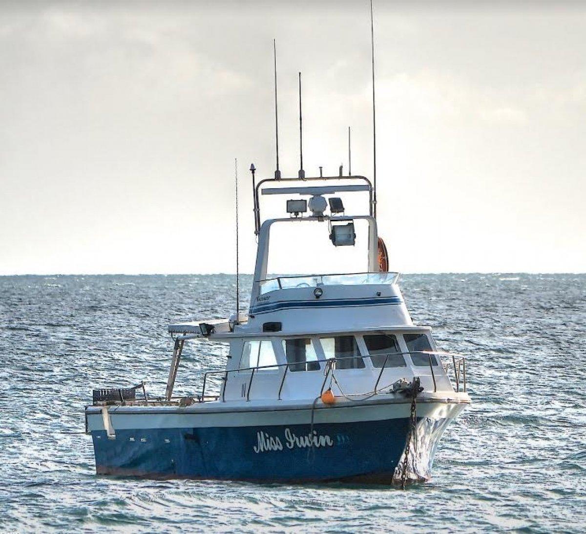 Curran 15.26m Fibreglass Commercial Fishing Vessel