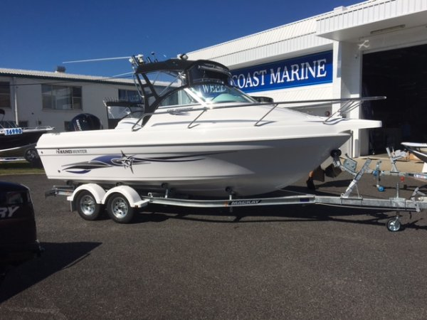 New Haines Hunter 595 Offshore