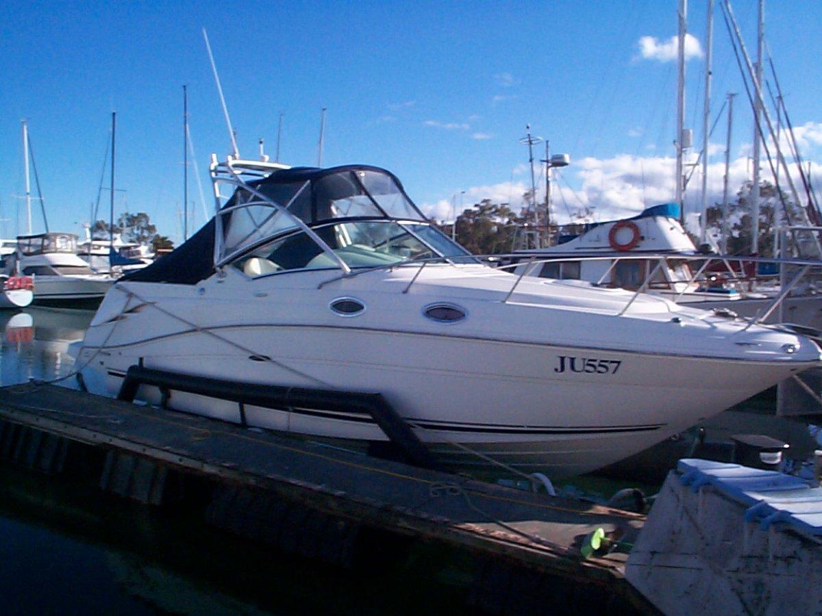 Sea Ray 270 Amberjack:Searay 270
