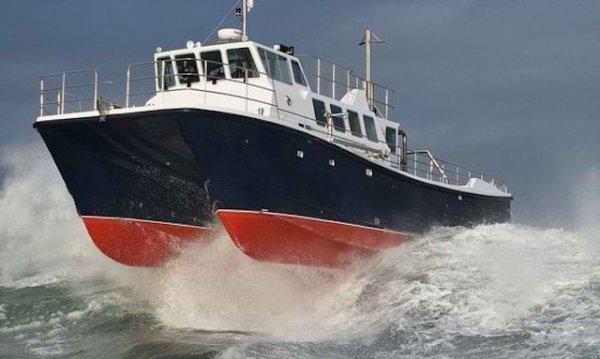 Safehaven Wildcat 60 Twin Deck