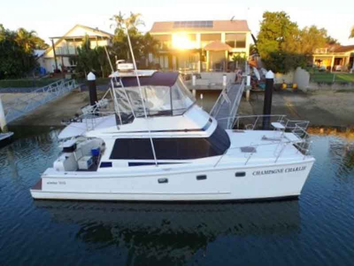 Scimitar 1010 Flybridge