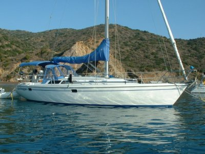 Catalina 36 Mk II In Very Good to Excellent Condition-Recent Survey:Not actual boat