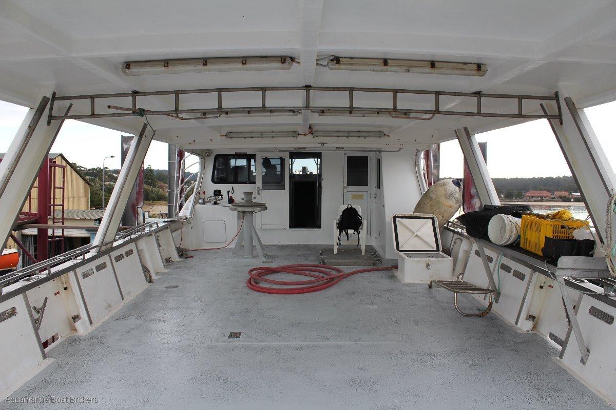 Edge Crayboats Fibreglass Crayboat Multi Purpose Vessel suit Longline Cray Shark etc