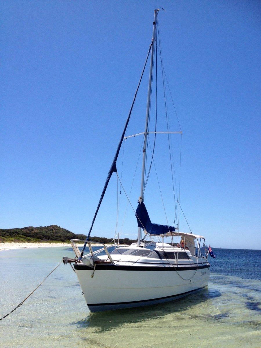 Macgregor 26X 26ft trailer sailor- Lochan Ora