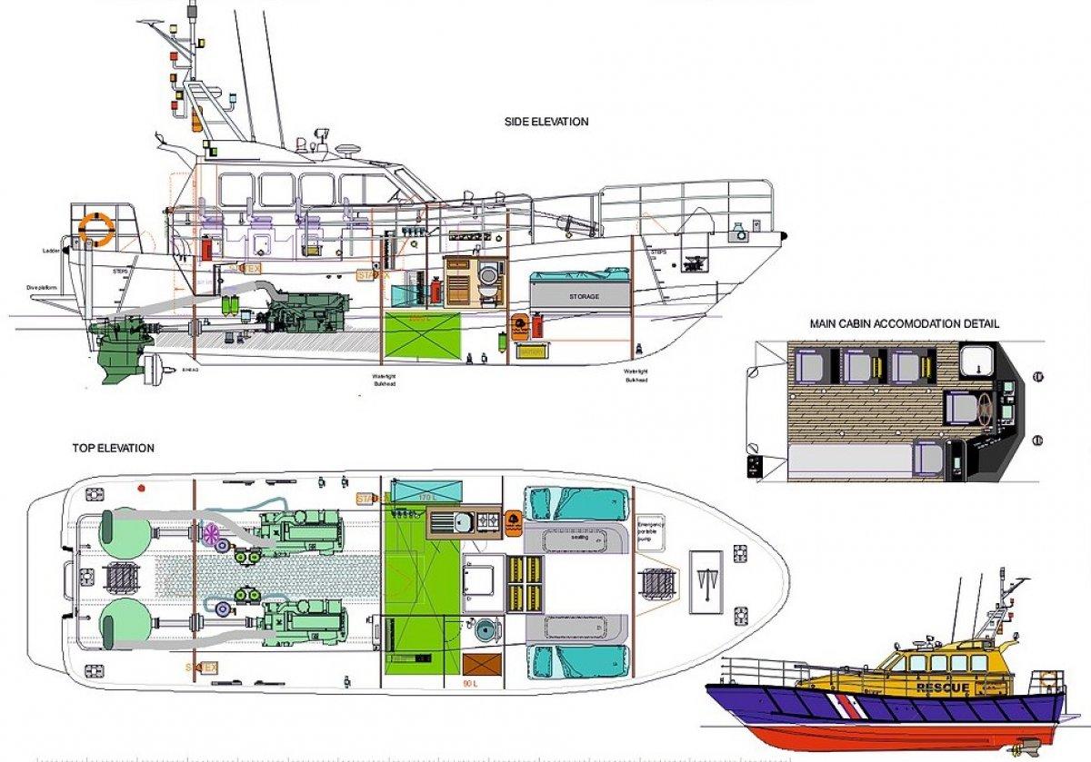 Safehaven Interceptor 48 S. A. R.
