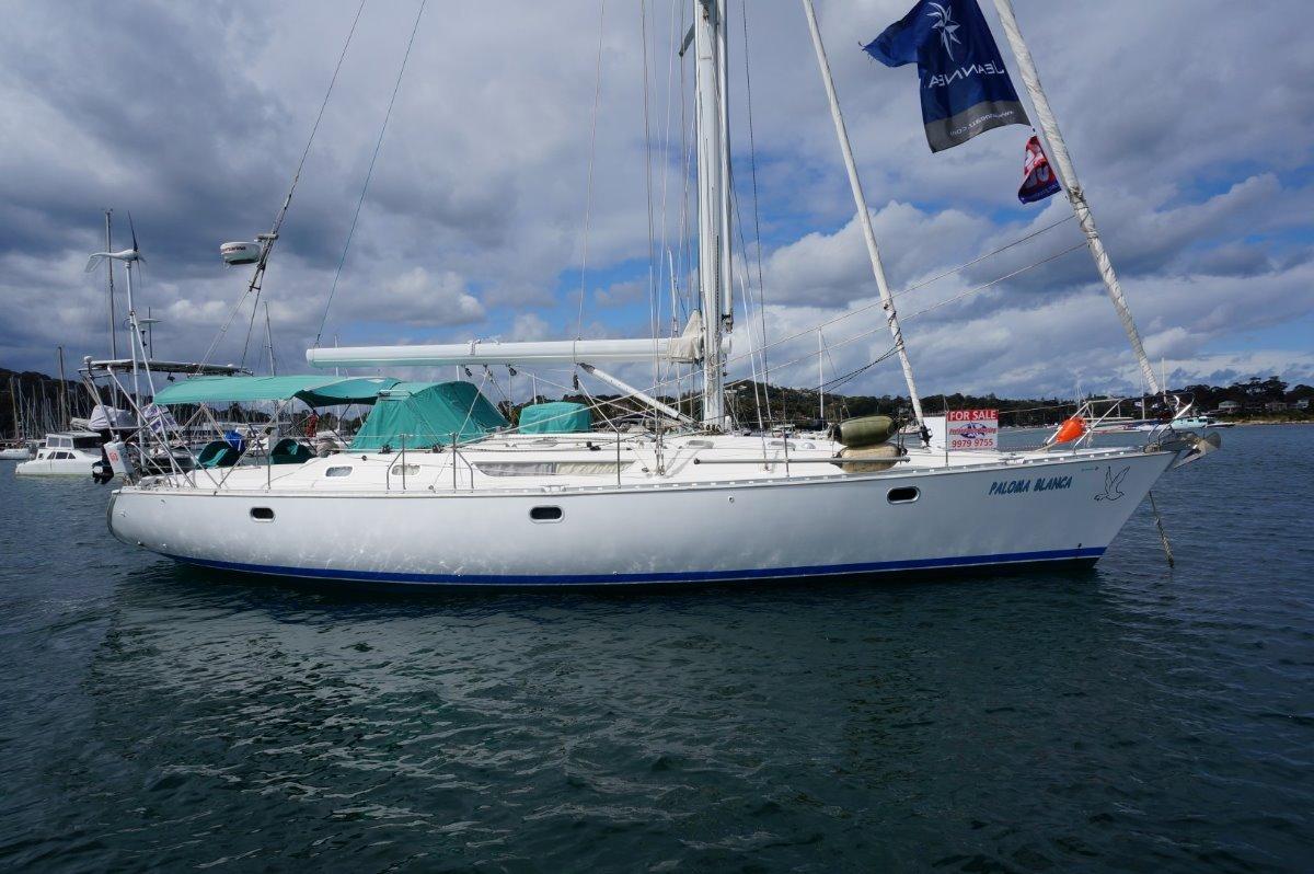 Jeanneau Sun Odyssey 45.5