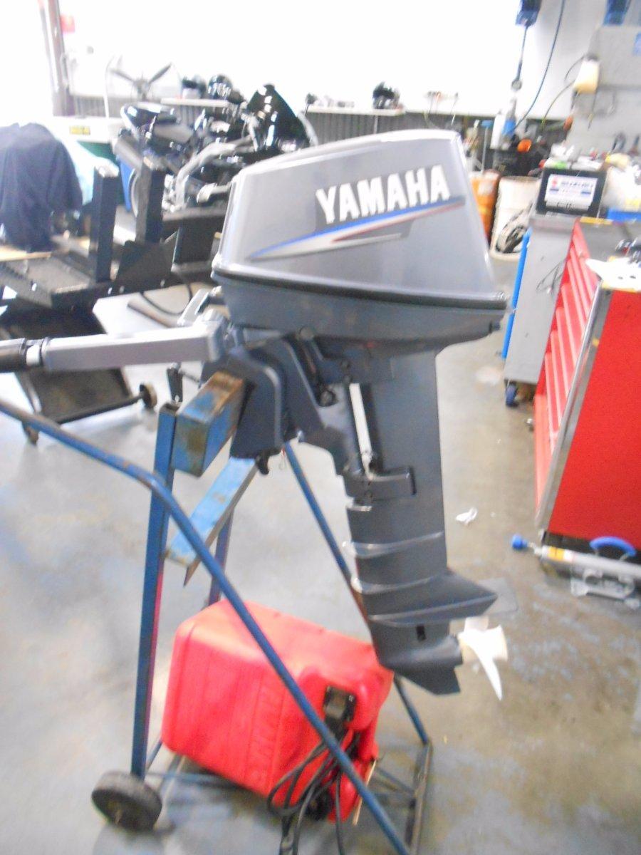 Yamaha 6hp 2 stroke Long Shaft