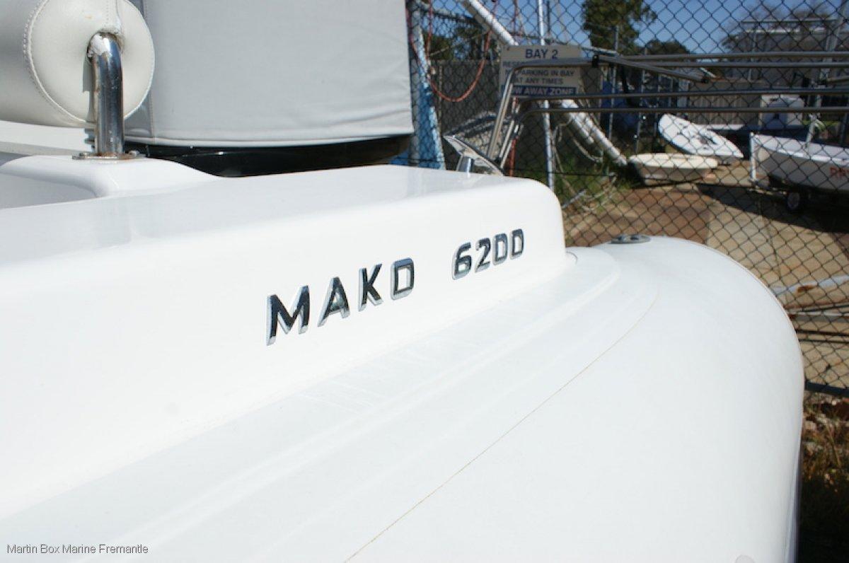 Mako 6200 Hypalon RIB