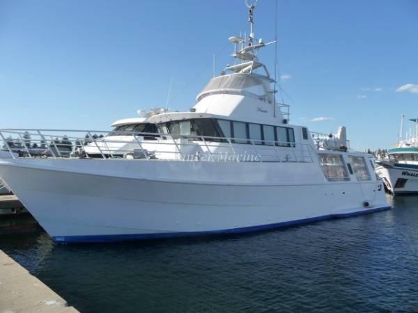 Image - 21.2m Work / Patrol Boat