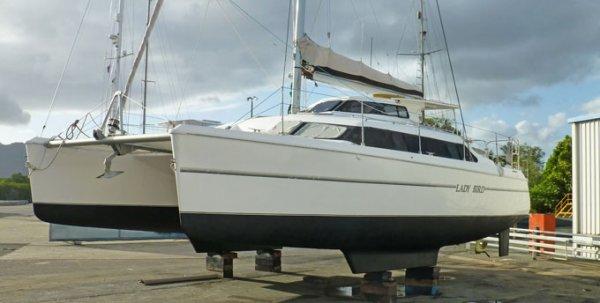 Simpson Inspiration 10.5 Sailing Catamaran