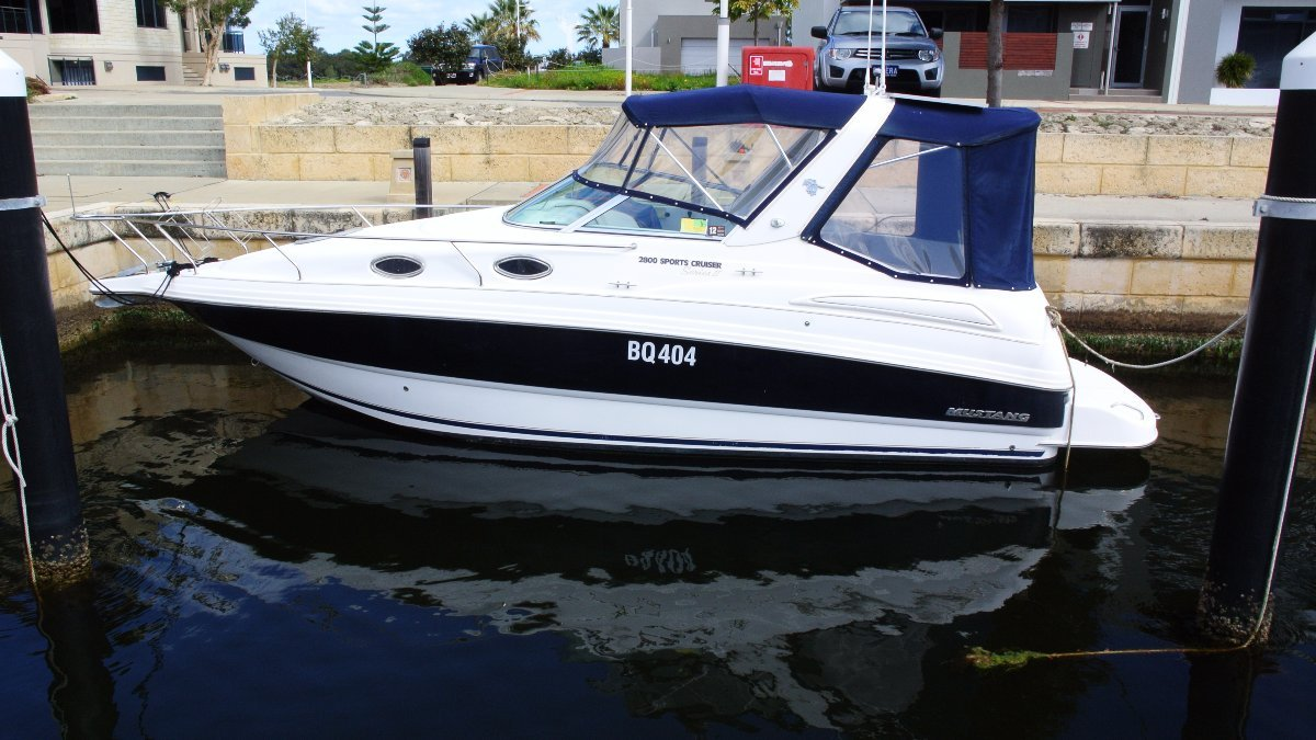 """Mustang 2800 Series 2 Sports Cruiser """"Don't wait for Summer"""" ***$59990***"""