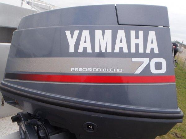 70hp (2stroke) YAMAHA