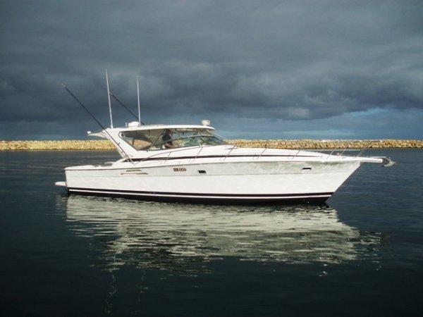Riviera 4000 Offshore - 1/3 Share