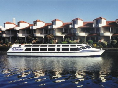 Custom Passenger Ferry- Click for more info...