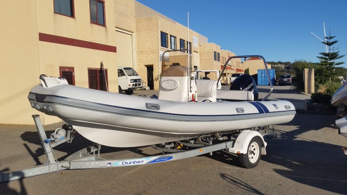 Tiger Marine Proline 550 Rigid Inflatable