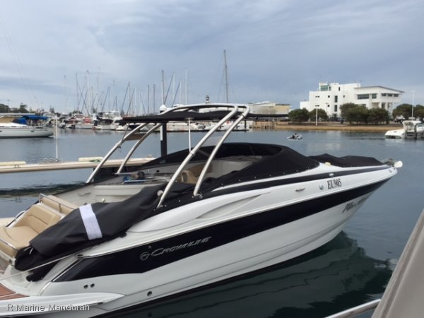Crownline Bowrider 30.5. STYLISH POWER HOUSE ***$199950***