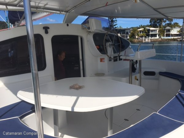 Fountaine Pajot Belize 43 Maestro (Owner's Version)