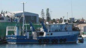 Custom Pearl/Trawler