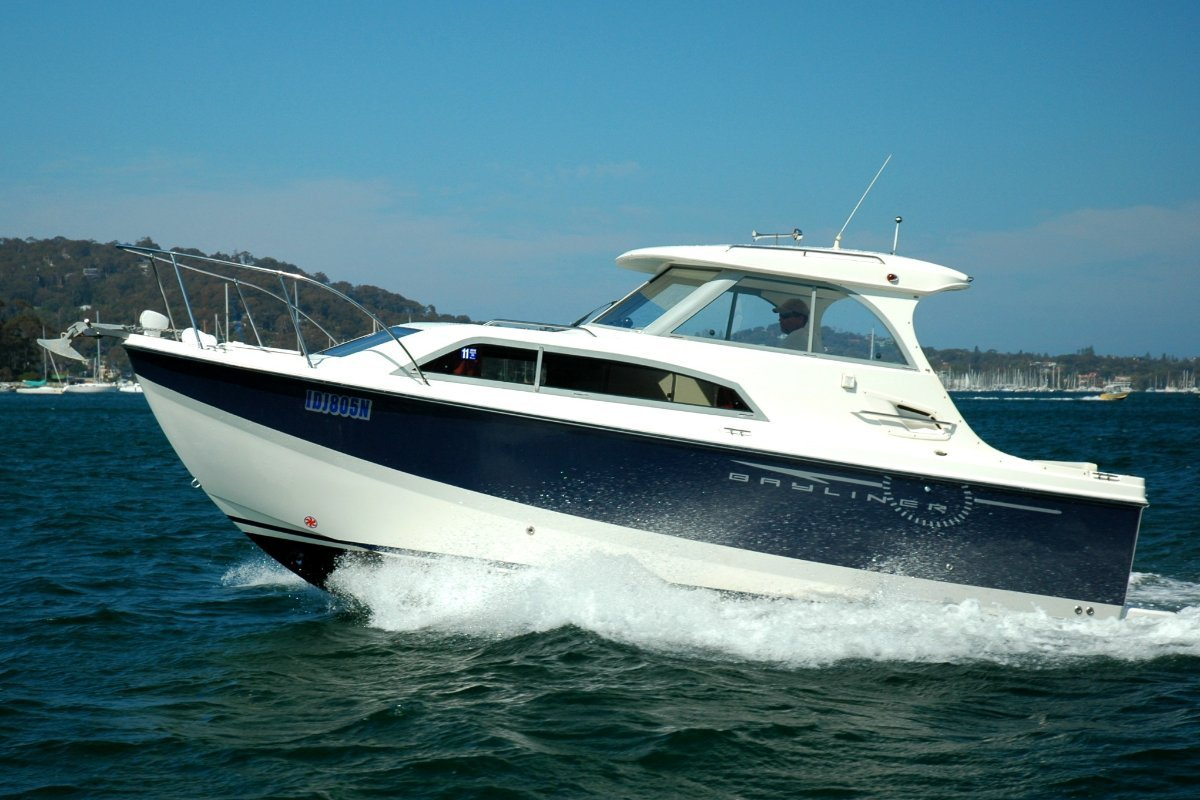 Bayliner 246 Discovery Cruiser - SOLD