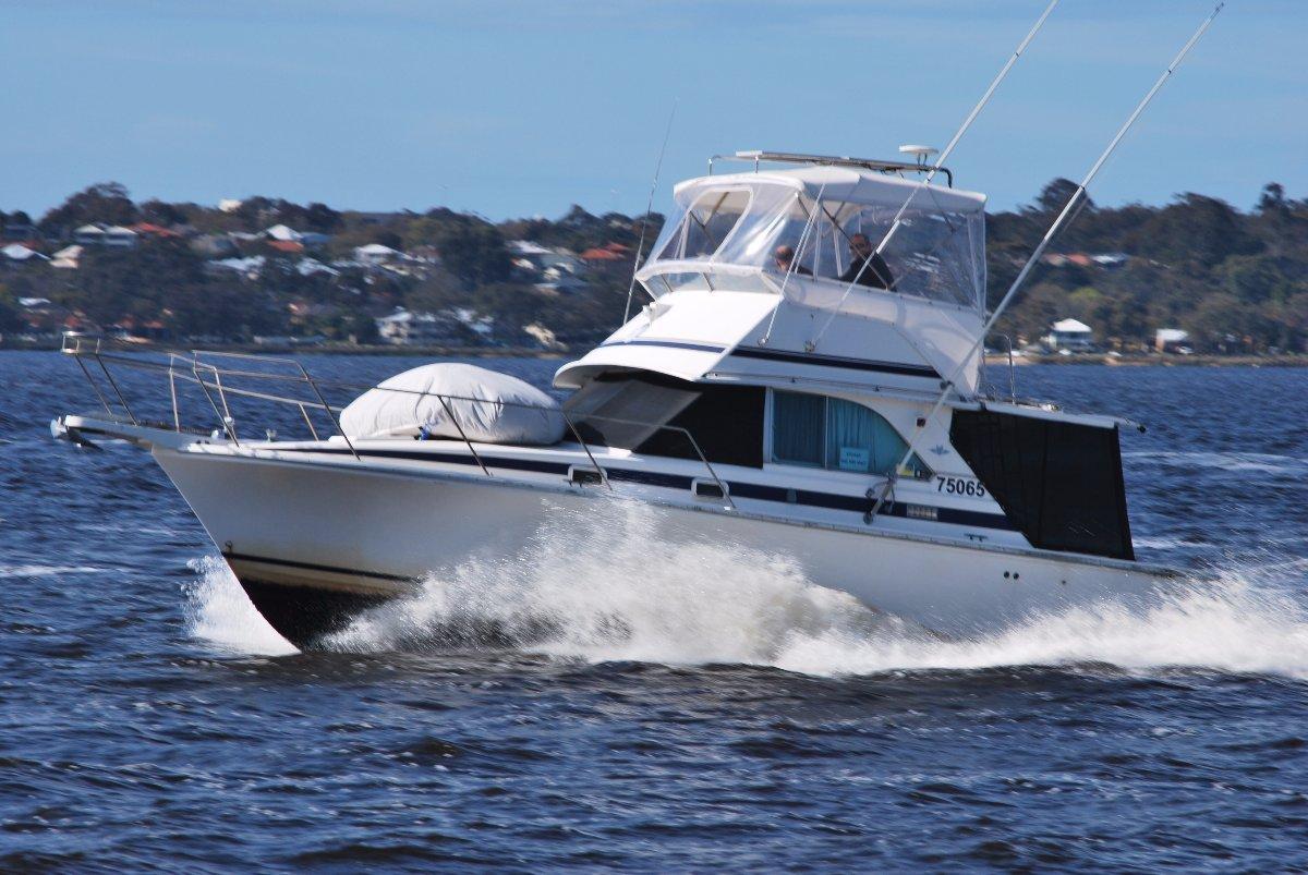 Bertram Caribbean 35 - Sale, Boat Share or Annual Lease