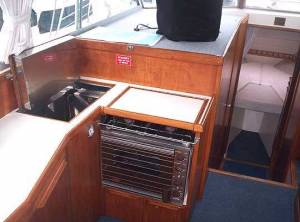 Mariner 31 Flybridge