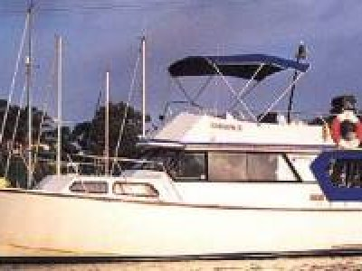 Clipper Sundecker 30 Flybridge